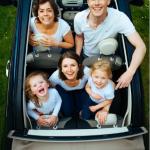 Best Family Cars of 2017