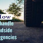 How to handle roadside emergencies
