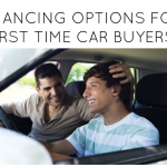 FINANCING OPTIONS FOR FIRST TIME CAR BUYERS