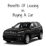 Benefits Of Leasing vs. Buying A Car