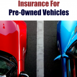 Insurance For Pre-Owned Vehicles