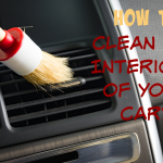 How to Clean the Interiors of Your Car?