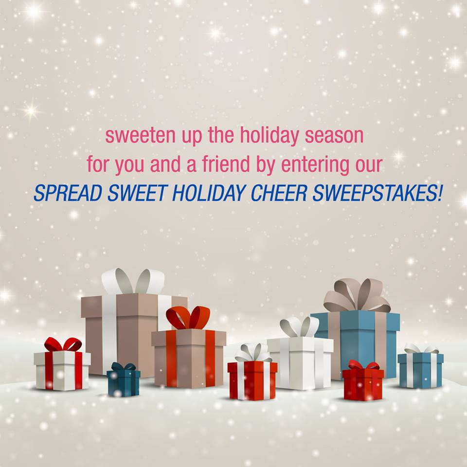 Sweet'N Low® Spread Sweet Holiday Cheer Sweepstakes