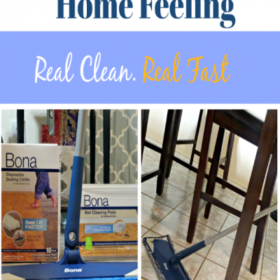 3 Tips to Get your Home Feeling Real Clean Real Fast