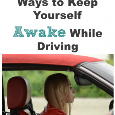 5 Ways to Keep Yourself Awake While Driving