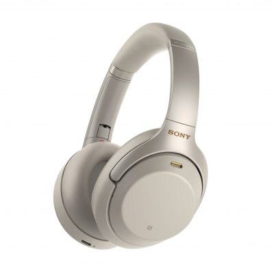 Sony Wireless Noise Canceling Headphones #SonyElectronics #ad