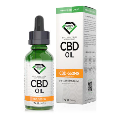 Diamond CBD Offers CBD Oil Options For All Your Needs