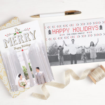 Get Ready for Holiday Card Season with Basic Invite